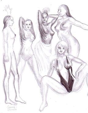 Domnisoarele lui Picasso