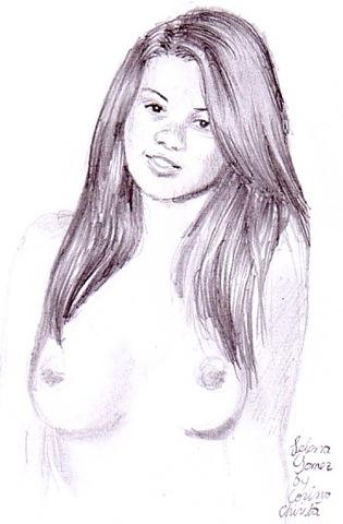 selena gomez spring breakers naked