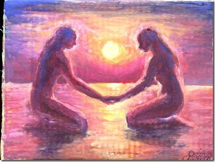Promisiuni - Promises painting