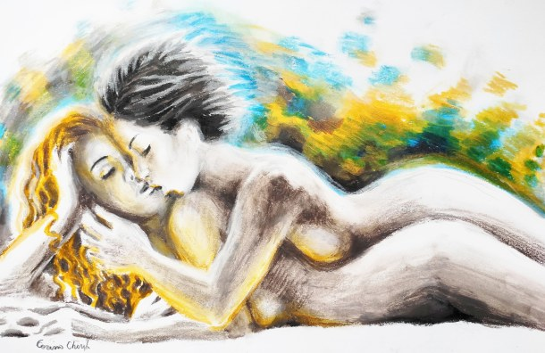 Making love to the woman in my dreams